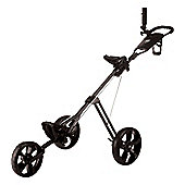 Golf Locker Cruiser 3-Wheel Golf Trolley - Grey