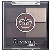 Rimmel London Glam'Eyes HD Eye Shadow 022 Brixton Brown