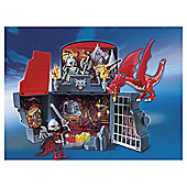 Playmobil Dragon Play Box