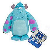 Monsters University Shake and Scare Soft Toy - Sulley