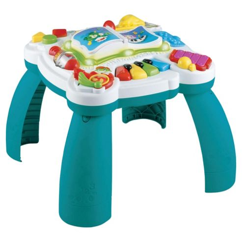 LeapFrog Learn & Groove Table (Teal)