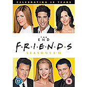 Friends Season 8-10 (DVD)