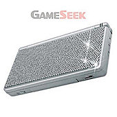 Speedlink Crystal Sticker DSL - Silver - NintendoDS