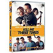 Kill Me three Times DVD