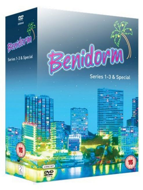 Benidorm - The Collection (DVD Boxset)