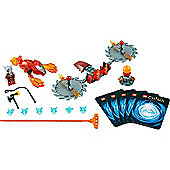 Lego Legends of Chima Scorching Blades - 70149