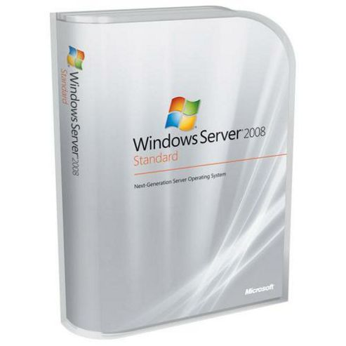HP Microsoft Windows Server 2008 Standard Edition ROK (Downgrade)