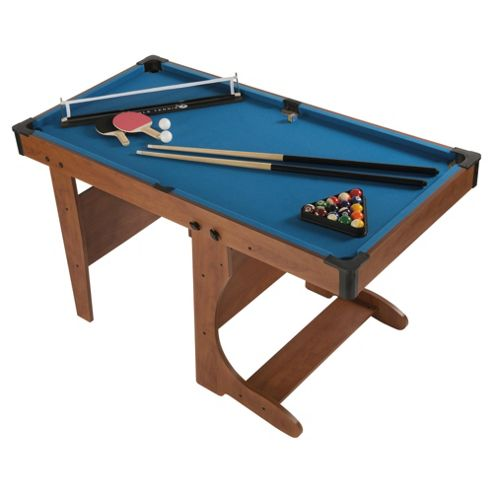 BCE 4ft 6 Folding Snooker table