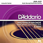 D'Addario 10-27 Acoustic Guitar Strings