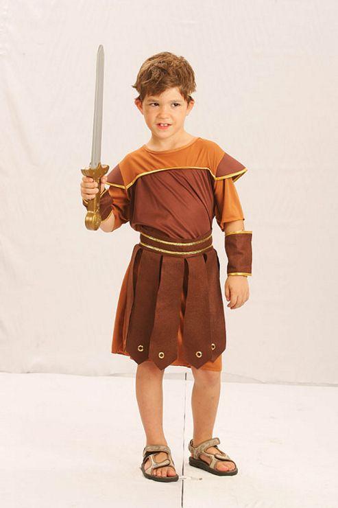 Roman Soldier - Child Costume 6-7 years