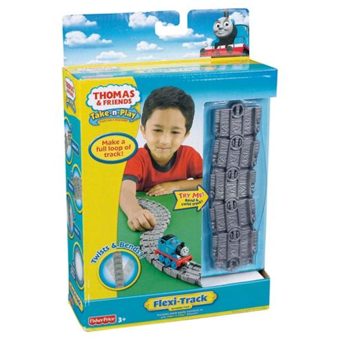 Fisher-Price Thomas Take and Play Flexi Track