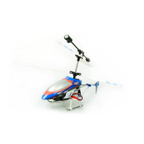 RC Toy 3 Channel Electric Remote Control Helicopter Kids Gyro