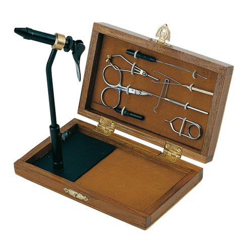 Shakespeare Fly Tying Kit