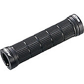 Acor Pro MTB Locking Grips. 128mm, Black