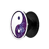 Yin Yang Galaxy PopSocket - Phone Stand and Grip 4x4cm