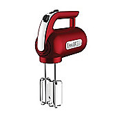 Dualit Hand Mixer Metalic Red