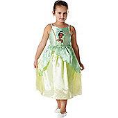Princess Tiana Classic - Child Costume 7-8 years