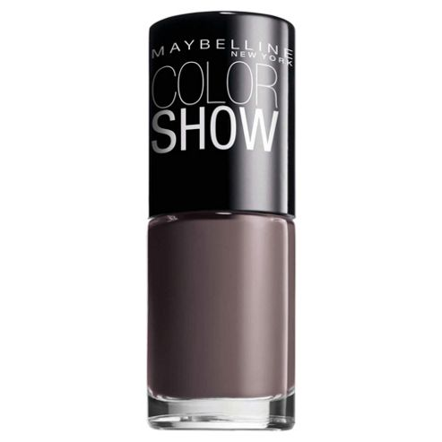 Maybelline Color Show Nail 549 Midnight Taupe