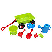 Tesco Sand Wagon Set