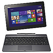 "ASUS T100 10.1"" Convertible Touchscreen Laptop, Intel Atom, 2GB RAM, 32GB Storage - Black"