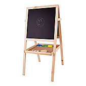 Bigjigs Toys BJ420 Junior Art Easel