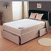Repose Memory Pocket 800 Platform Divan Bed - King / 4 Drawer