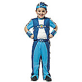 Sportacus Lazy Town Outfit (Age 5-7)