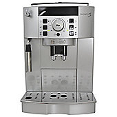 DeLonghi Magnifica Fully Automatic Espresso Machine in Silver