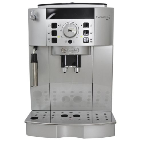 DeLonghi Magnifica Fully Automatic Espresso Coffee Machine, Silver