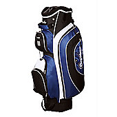 Confidence Pro Ii 14 Way Deluxe Golf Cart Trolley Bag Blue