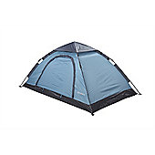 North Gear Camping 2 Man Instant Pop Up Tent Festival Rapid Tent