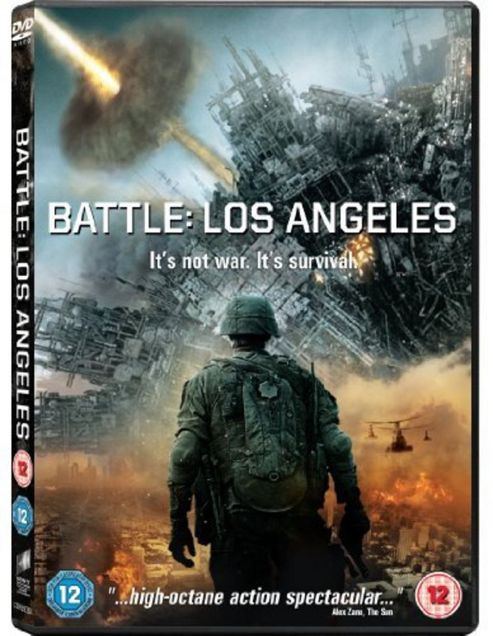 Battle - Los Angeles (DVD)