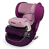 Cybex Juno-Fix Car Seat (Violet Spring)
