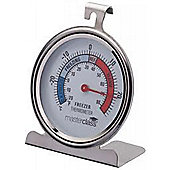 Master Class Deluxe Large Stainless Steel Fridge Thermometer