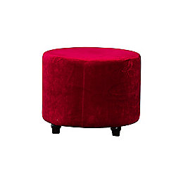 Sofa Collection Valledigna Footstool - Red