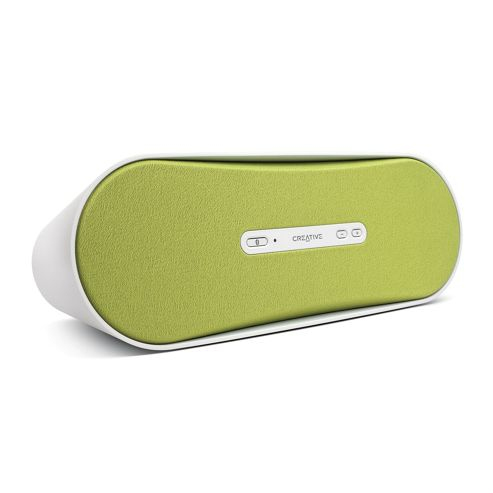 Creative D100 Wireless Bluetooth Speaker System (Green)