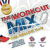 The Workout Mix - Our Greatest Team (3CD)