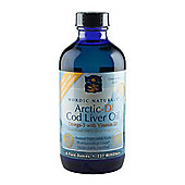Arctic D Cod Liver Oil Lemon