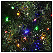 240 LED Christmas Lights, Coloured