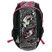 Monster High Kids' Backpack