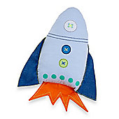Mothercare Baby Bedding Space Dreamer Rocket Cushion