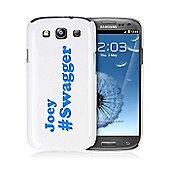 Personalised Hashtag Samsung S3 Case