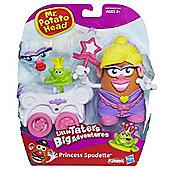Mr. Potato Head Little Taters Big Adventures Princess Spudette Figure