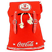 Coke Varsity Retro Backpack