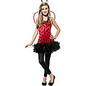Miss Lady Bug - XS Teen