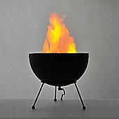 Feugo LED Tripod Flame Lamp