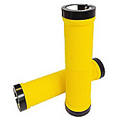 Zinc Team Series Pro Scooter Grips, Yellow