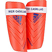 Adidas Predator Casillas Lite Shin Guard - Red