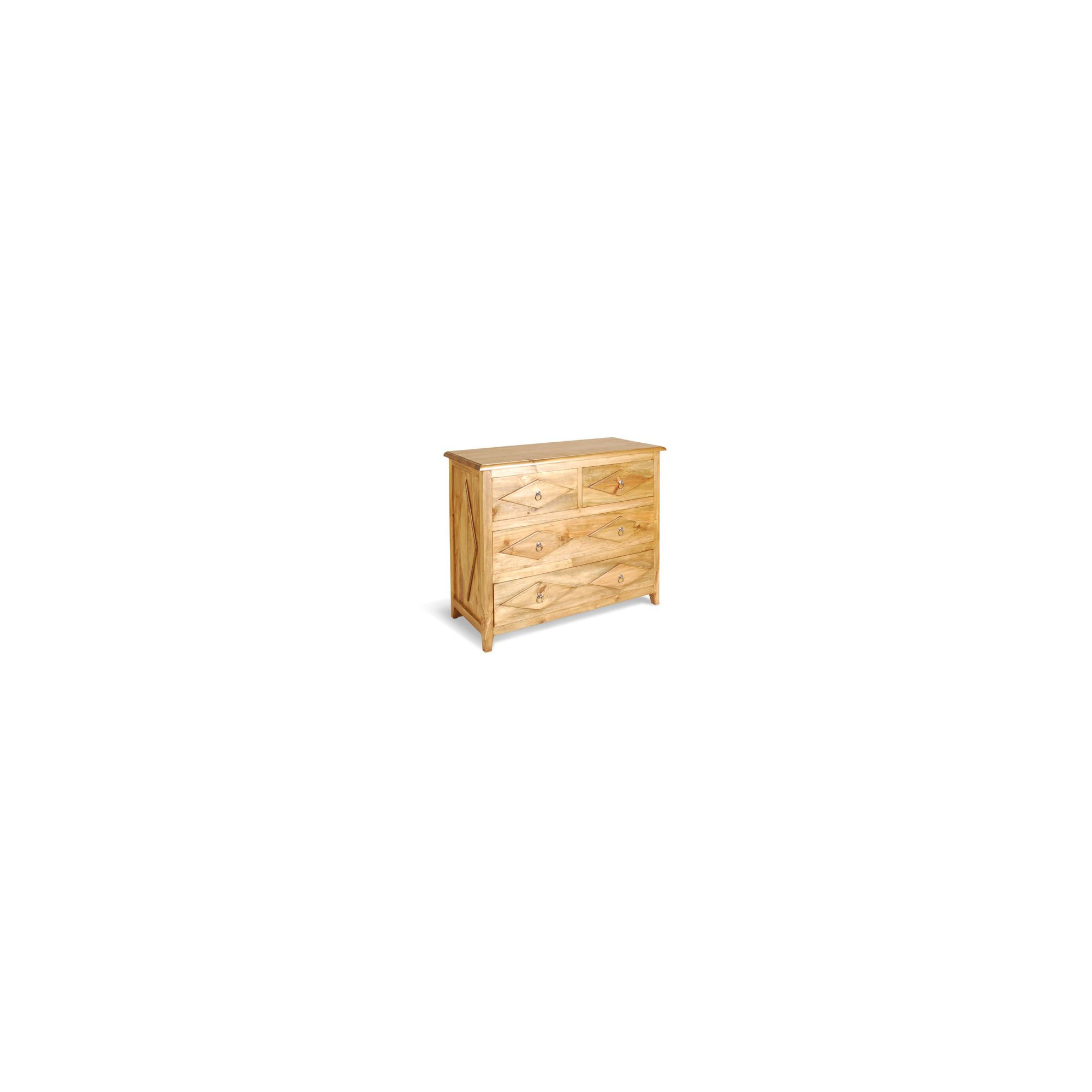 Oceans Apart York Large Four Drawer Chest at Tesco Direct