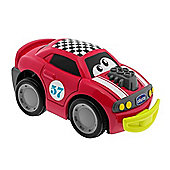 Chicco Turbo Touch Crash Car (Derby Red)